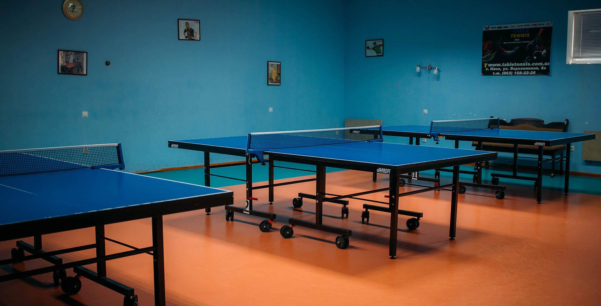 теннисный клуб в Киеве